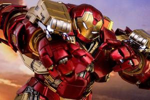 Hulkbuster Avengers Wallpaper