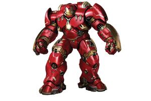 Hulkbuster Suit Artwork Wallpaper