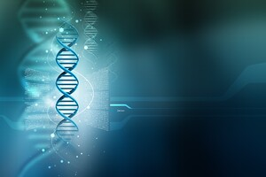 Human Dna 3d Wallpaper