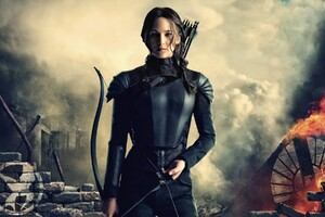 Hunger Games Mockingjay katniss