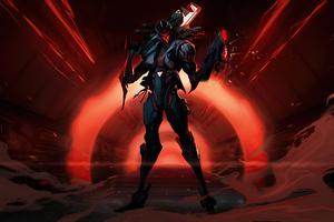 Hunters League Of Legends 4k