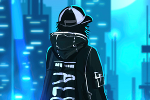 I Am From Neon City Wallpaper