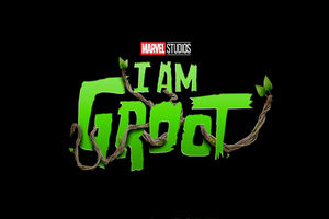 I Am Groot Wallpaper