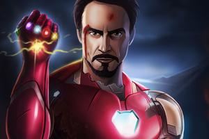 I Am Iron Man 4k Artwork