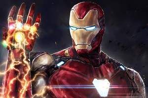 I Am Iron Man 4k