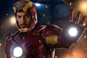 I Am Iron Man Wallpaper