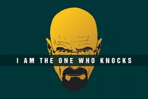 I Am The One Who Knocks Wallpaper