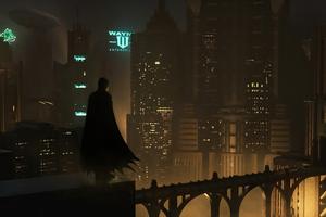I Care For Gotham City Wallpaper