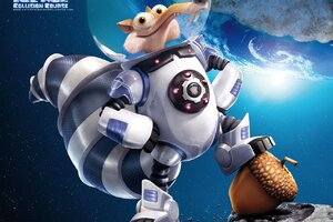 Ice Age 5 Animated Movie 2016