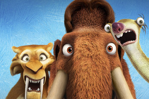 Ice Age Collision Course 2016