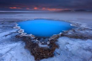 Ice Iceland Lake