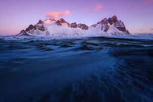 Iceland Winters 4k Wallpaper