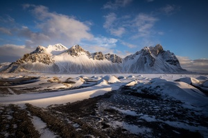 Icleand Beautiful Landscape 4k