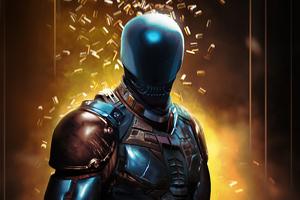 Idris Elba As Bloodsport The Suicide Squad 5k Wallpaper