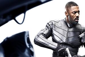 Idris Elba As Brixton In Hobbs And Shaw 4K