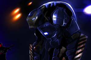 Igor In Iron Man 3 Wallpaper