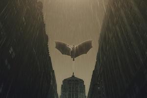 Im Batman 5k Wallpaper
