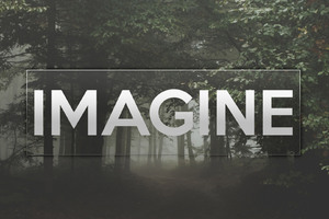 Imagine Wallpaper