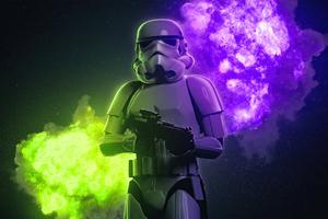 Imperial Stormtrooper 4k