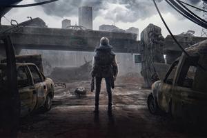 In Apocalypse 4k Wallpaper