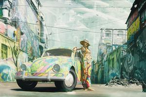 In District Of Art 4k Wallpaper
