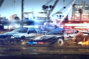 Inbound Chase Rides 4k Wallpaper