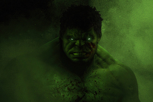 Incredible Hulk 4k Wallpaper