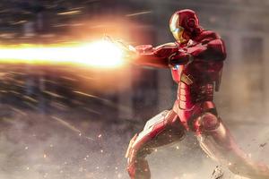 Incredible Iron Man 4k Wallpaper