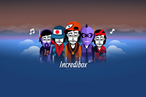 Incredibox Team 5k Wallpaper