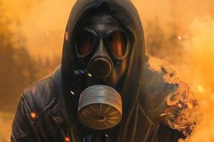 Industrial Mask 4k