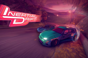 Inertial Drift Wallpaper