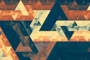 Infinite Apophysis Abstract Wallpaper