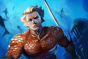 Infinite Crisis Aquaman