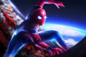 Infinity War Spiderman
