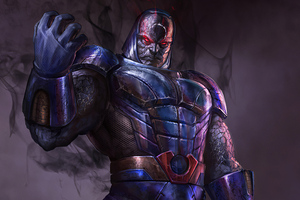 Injustice 2 Darkseid Wallpaper