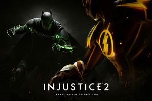 Injustice 2 Original Wallpaper
