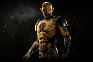 Injustice 2 Reverse Flash Wallpaper