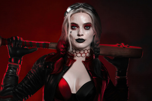 Injustice Suicide Squad Harley Quinn Wallpaper