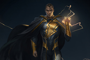 Injustice2 Black Adam 4k