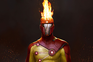 Injustice2 Firestorm