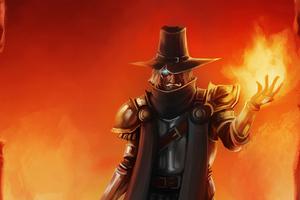 Inquisitor 4k Wallpaper
