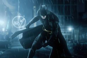 Inside Batman World Wallpaper