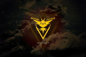 Instinct Pokemon Go 5k Wallpaper