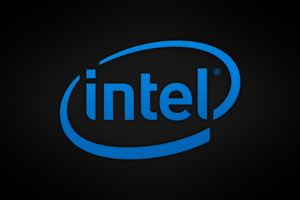Intel Brand Logo Wallpaper