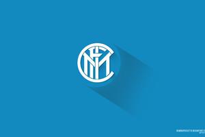 Inter Milan Material Design Logo 5k