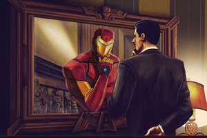 International Iron Man Wallpaper
