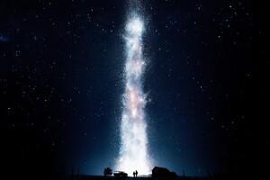 Interstellar Movie Desktop