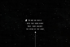 Interstellar Movie Typography