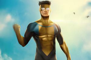 Invincible Animated Series Wallpaper