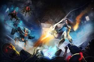 Ion Fury 2019 Wallpaper